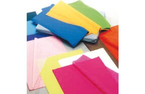 TISSUE GIFT PAPER COLORED
